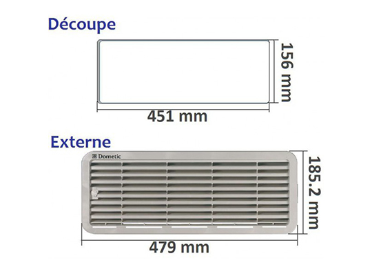 dometic-grille-basse-decoupe